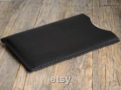 Case Cover for Google Pixel C, Pixelbook ENGRAVE Your Name. Waxed and Aged Personalized Leather Sleeve