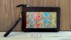 Leather Laptop Case for Macbook 13 15 16 inch and Charger Bag