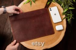 Leather laptop sleeve 15.6,Macbook air sleeve case,Macbook pro 13 sleeve leather,Macbook air case,Macbook pro 15 inch case