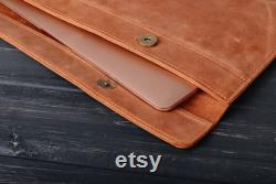 Leather laptop sleeves,Monogrammed leather laptop case,MacBook Air 13 case,MacBook leather case,Leather sleeve for MacBook 2020,Laptop cases