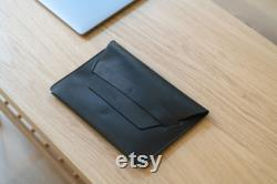 Leather macbook pro 16 inch 2021 sleeve Laptop case for 16 inch macbook pro 2020 Sleeve for notebook vegetable tanned leather personalized