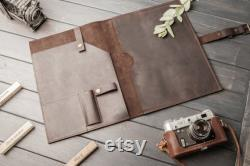 Leather sleeve for MacBook, MacBook Pro 16, Leather MacBook sleeve, Laptop sleeve, Macbook Sleeve 100 Hand Made. 11 Colors available.