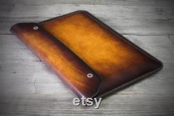 MacBook Leather Case, Custom handmade for any device, New MacBook Air 13 Sleeve, Macbook Pro 16 13 2019 2020 2021 Cover, Personalized