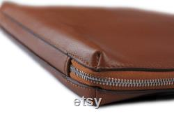Pan Genuine Leather Laptop and Tablet Sleeve