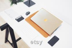 SAMPLE SALE Luxury White Pearl with Satin gold, MacBook Pro 16 A2141 Case