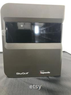 SkyTrak Golf Launch Monitor With Protective Metal Case New in Box