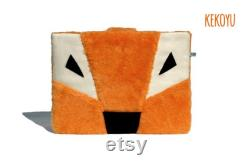 Surface Laptop Case, Fox Surface Book Bag, Surface X Sleeve, Fox Bag, Surface Go Cover, Handmade Surface Book Case, Gift For Her