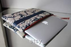 byZoon computer pouch butterfly series Japanese fabric